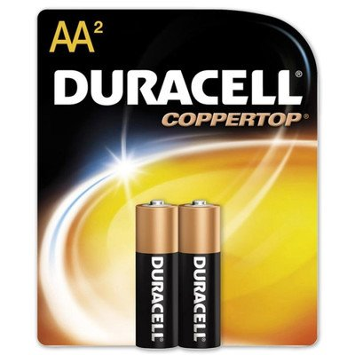 AA Alkaline Battery 2 Pack