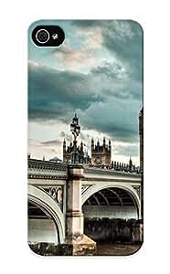 Graceyou Premium Protective Hard Case For Iphone 6 plus 5.5- Nice Design - Westminster Bridge