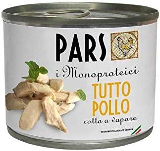 PARS i Monoproteici TUTTO POLLO - Cibo umido per ANIMALI DA ...