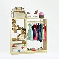 Closet Infantil Montessori Natural! - Tadah Design