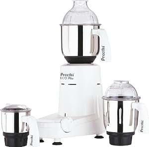 Amazon.com: Preethi Eco Plus Mixer Grinder: Kitchen & Dining