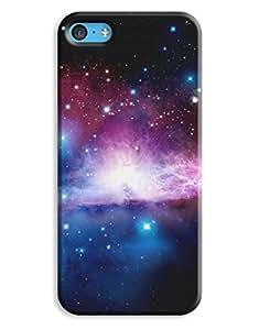 Dark Alien Nebula Case for your iPhone 5C