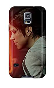 Yasmeen Afnan Shalhoub's Shop New Style 6987528K18865538 Perfect Tpu Case For Galaxy S5/ Anti-scratch Protector Case (infamous: First Light)