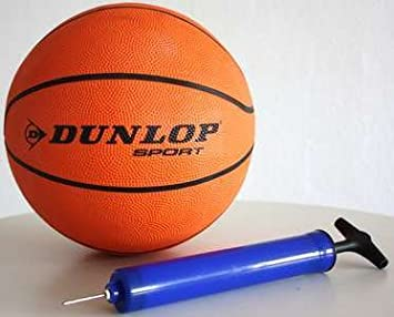 new styles f0c0f 5c3c6 Dunlop Sport Basketball Ball,Spielball,NBA,Grösse 7: Amazon ...