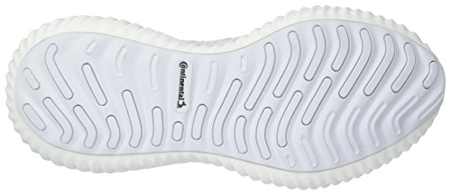 adidas Men's Alphabounce Beyond Running Shoe, Grey/White/aero Blue, 7 M US by adidas (Image #3)