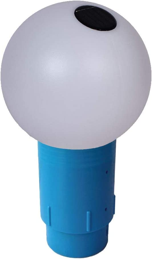 GAME 12006-BB Solar Light up Globe Chlorinator, New Version
