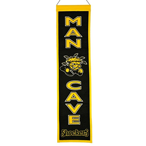 picture of NCAA Wichita State Shockers Man Cave Banner
