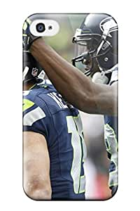 seattleeahawks w NFL Sports & Colleges newest iPhone 4/4s cases 2392203K780170976