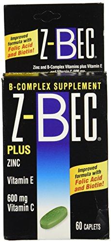 Z-Bec Tablets, 60 tabs by Z-Bec