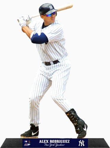 - Alex Rodriguez New York Yankees Standz Photo Sculpture