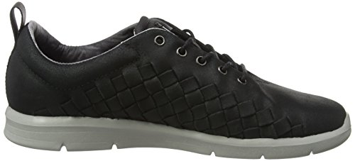Vans Herren Tesella Low-Top Schwarz ((bomber) Black/ice Gray)