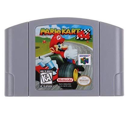 (Mario Kart 64)