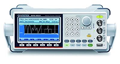 Instek AFG-3031 30 MHz Single Channel Arbitrary Function Generator