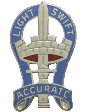 199th Infantry Brigade Unit Crest (Light Swift Accurate) (199th Light)