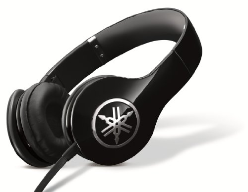 Yamaha High Fidelity Headphones Piano Black