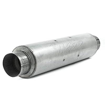 MBRP M1004A Universal Quiet Tone Muffler: Automotive