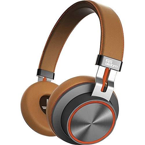 Headphone Freedoom 2 Sound BT, Easy Mobile, HPFREE2BTMA, Marrom