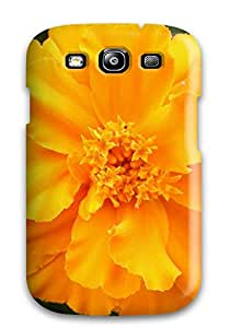 Shaun Starbuck's Shop Discount New Galaxy S3 Case Cover Casing(yellow Flowers) 4896469K13695029