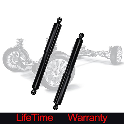 Vekwena Set Of 2 Rear Pair Suspension Gas Strut Shock Absorber For Dodge Ram 50 & Mazda B20/B2600 & Mitsubishi Mighty Max & Nissan 720/D21/Pickup/Frontier & Toyota Pickup/T100 Truck
