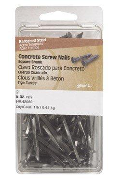Hillman Concrete Screw Nails 2