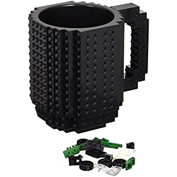 how to build a lego coffee cup