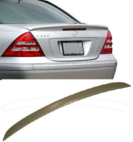 Mercedes Benz C240 Price: Trunk Spoiler For Mercedes Benz W203 C Class C230 C240