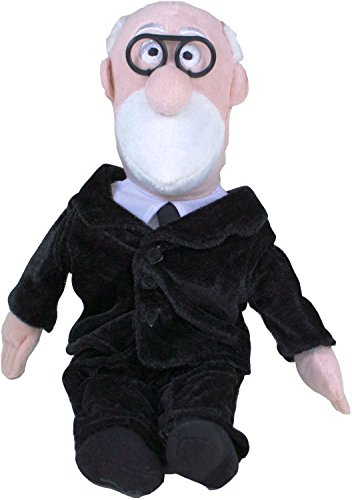 The Unemployed Philosophers Guild Sigmund Freud Little Thinker - 11 Plush Doll for Kids and Adults