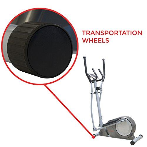 Sunny Health & Fitness SF-E3609 Magnetic Elliptical Trainer Elliptical Machine by Sunny Health & Fitness (Image #7)