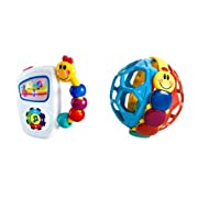 Baby Einstein Take Along Tunes Musical Toy and Bendy Ball