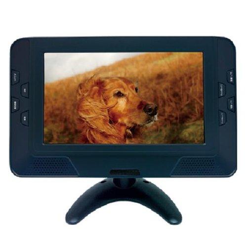ZOX(ゾックス)8インチ液晶ワンセグテレビ&デジタルフォトフレームDS-ITV800BK B006B06APW