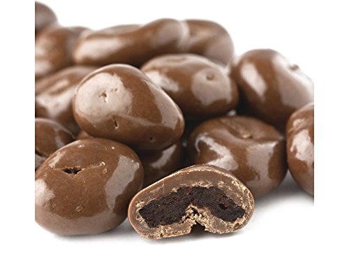 Milk Chocolate Covered Dried Sweet Cherries 1 pound by GRANOLA KITCHEN
