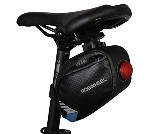 Roswheel 131413 Fully Waterproof Bike Saddle Bag