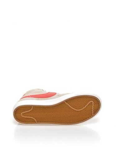 Crema Blazer Vintage Woman Mid Zapatillas Nike Suede g7Yv7
