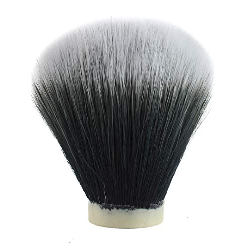 Tuxedo Synthetic Hair Brush Shaving Knot (24mm)