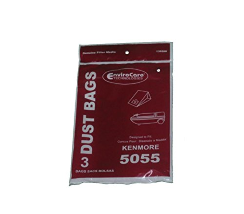 Kenmore 5055 50558 Type C Sears Canister Tank Vacuum Bags 609226 02050002000 50104 50012 Panasonic C-5 MC-V150M C-19 MC-V295H V9644 V9634 CG901 CG983, Progressive, Intuition, Whispertone, PowerMate, Aspiradora, Intuition, Blueberry, Panasonic using Type C5 C19 (Progressive Kenmore Blueberry compare prices)