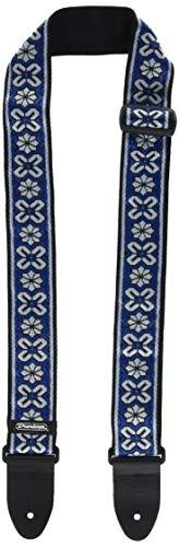 Dunlop D6703BL Jacquard Strap, Avalon Blue