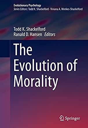 the evolution of morality Morality, even when it doesn't involve slick trolley problems like killing whitey,  poses a perennial puzzle, particularly in light of evolution.