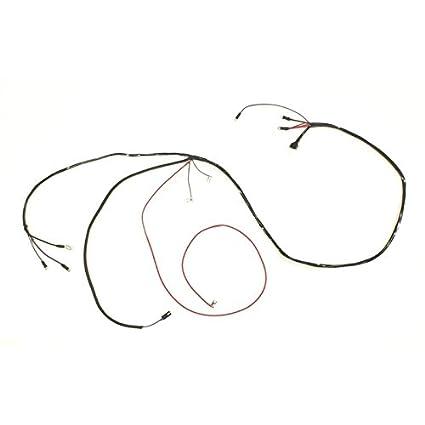 Cartoon Wire Harnesssing on