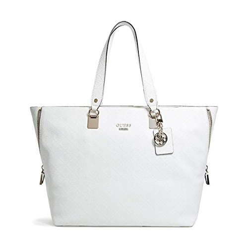 GUESS SHANTAL TOTE SG634324 BONE