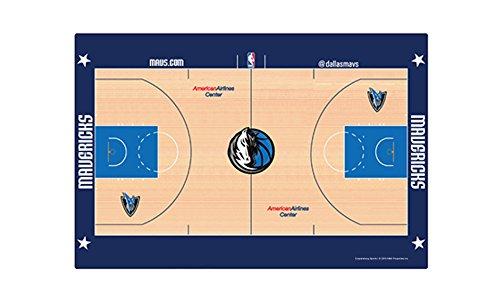 NBA Dallas Mavericks NBA Placemat - 4-Piece, Tan, 11 3/8