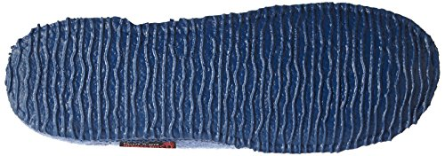 Giesswein Unisex-volwassen Boom Kerken Hoog Slippers Blauw (capri Blauw)