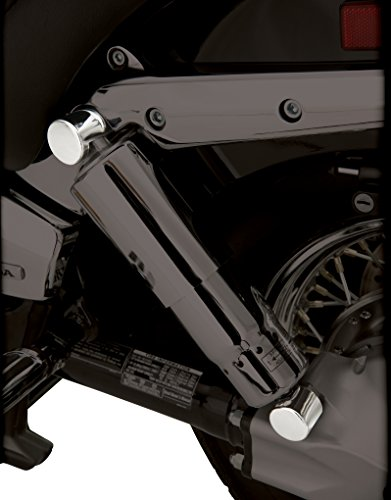 Bolt Shock Covers - Show Chrome Accessories 55-115 Rear Shock Bolt Cover
