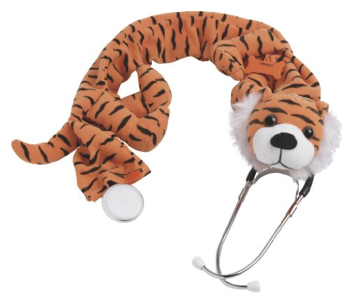 Pedia Pals Dinosaur - Pedia Pals Animal Plush Stethoscope Cover (Tiger)