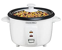 Proctor Silex Rice Cooker (4 Cups Uncooked Resulting In 8 Cups Cooked) 37534nr