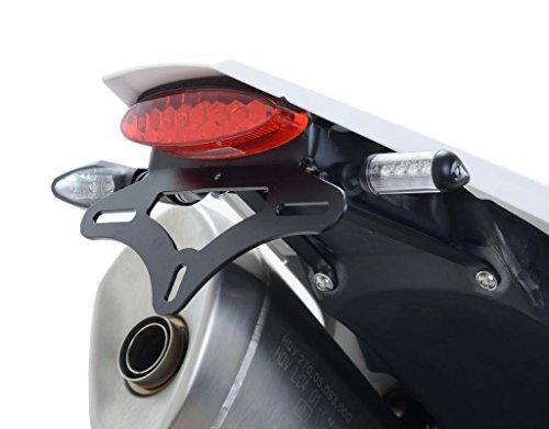 Husqvarna 701 SUPERMOTO FENDER ELIMINATOR TAIL TIDY INTEGRATED LED TAIL LIGHT SMOKED