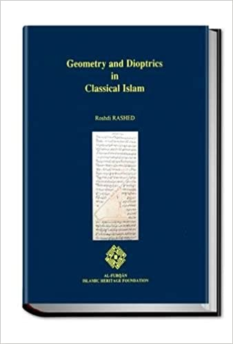 Descargar E Torrent Geometry And Dioptrics In Classical Islam Gratis Epub