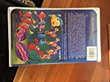 DISNEY'S THE LITTLE MERMAID (BANNED CLAMSHELL COVER) VHS!!)