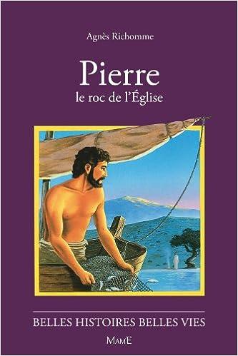 Livres Pierre, le roc de l'église pdf