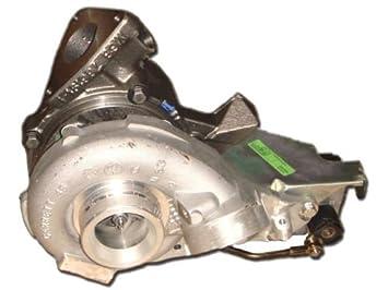 Turbocharger Garrett Mercedes E 220 CDI W211 125 KW 170 PS