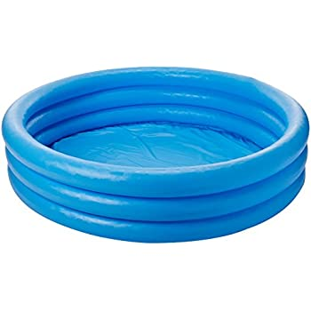 Intex Crystal Blue Inflatable Pool, 45 X 10